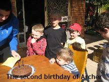 archer birthday